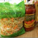 broccoli slaw with turkey