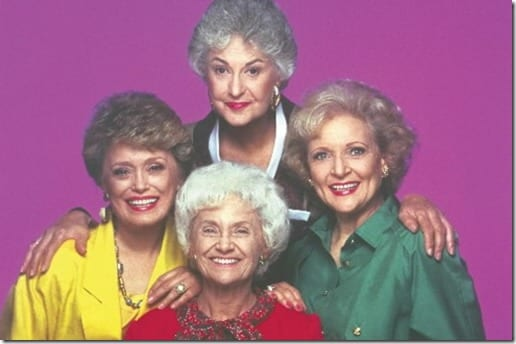 golden girls thumb Silky Mango Lassi