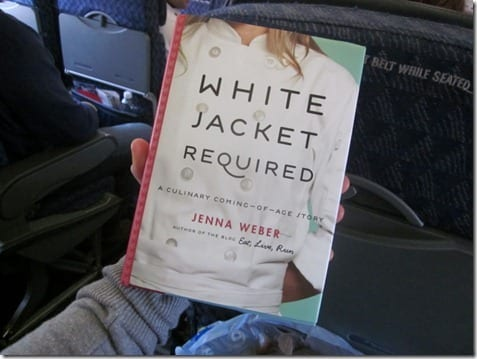white jacket required