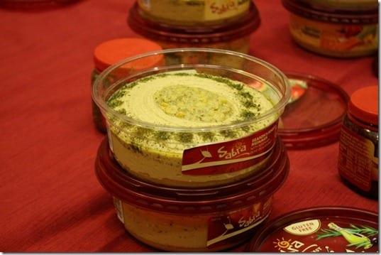 sabra rosemary hummus