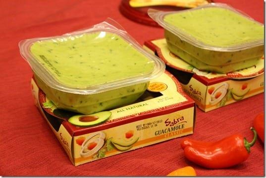sabra guacamole