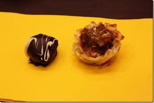 hummus dessert