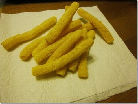 churro sticks