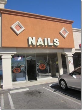 nail place