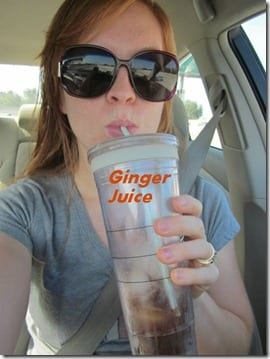 ginger juice thumb Just The Tip Tuesday–Dark Chocolate Ginger