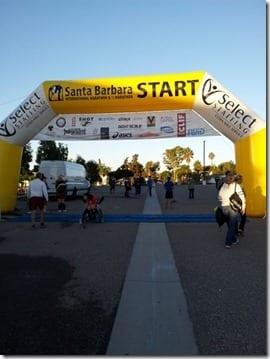 20121110 070056 600x800 thumb Santa Barbara Marathon Recap