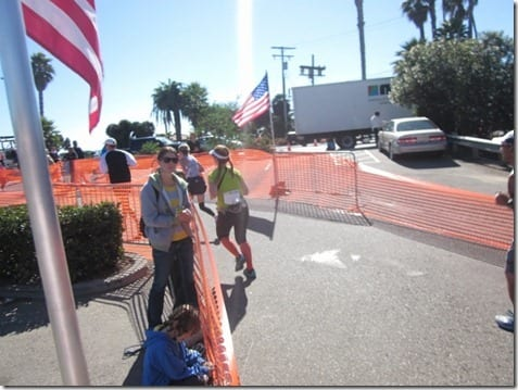 Santa Barbara Marathon Race Review