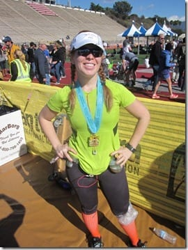 santa barbara marathon results