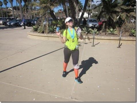 retired marathoner santa barbara