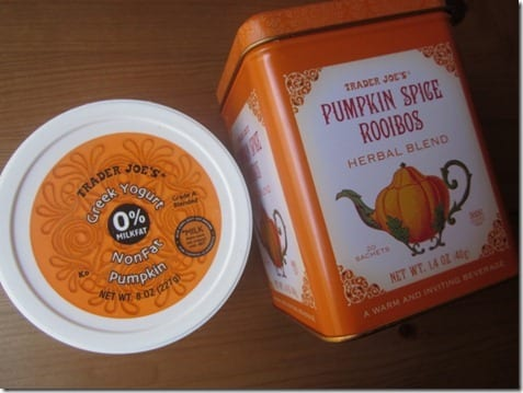 trader joes pumpkin