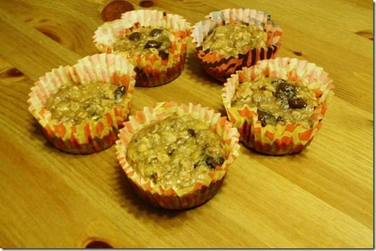 IMG 9667 800x533 thumb Weight Loss Wednesday New Book and Muffins