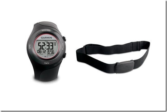 garmin 410 gps watch thumb 2012 Runner Gift Guide