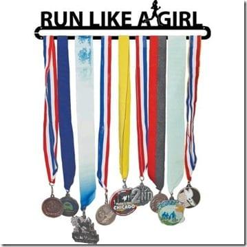 race medal holder