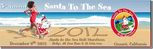 santa to the sea half marathon thumb Delirious Post Marathon Vlog
