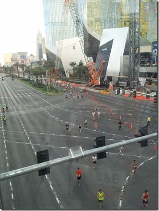 las vegas strip race