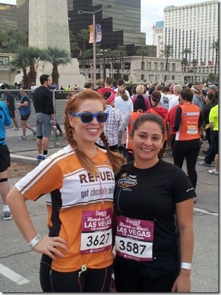 20121202 160444 600x800 thumb Rock N' Roll Las Vegas Half Marathon Recap / Review