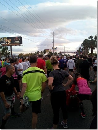 20121202 161636 600x800 thumb Rock N' Roll Las Vegas Half Marathon Recap / Review