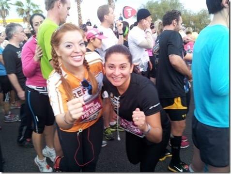 pre half marathon