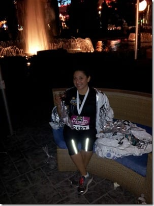 20121202 200928 600x800 thumb Rock N' Roll Las Vegas Half Marathon Recap / Review