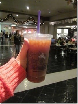 iced coffee in las vegas
