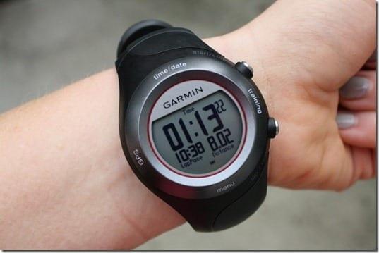 garmin 8 miles