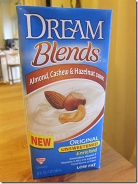dream blends milk