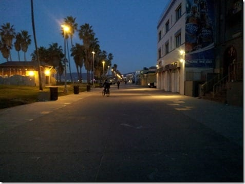 venice beach walk
