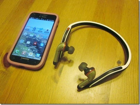 S11-FLEX HD wireless headphones