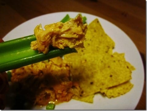 Buffalo Chicken Dip Healthy Recipe