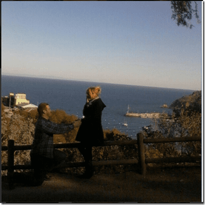 catalina propose