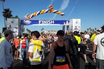Surf City Marathon President Ricardo