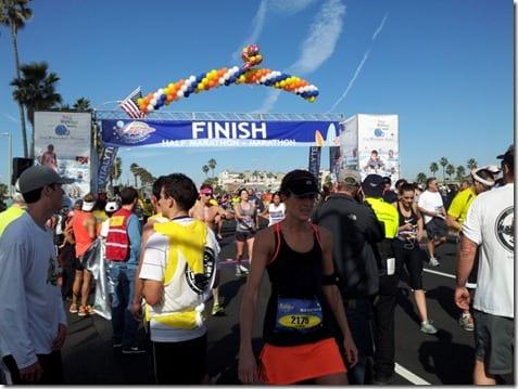 surf city marathon review