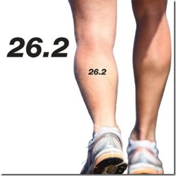 26.2 tattoo thumb More Runner Jewelry