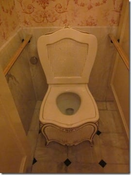 private club 33 bathroom