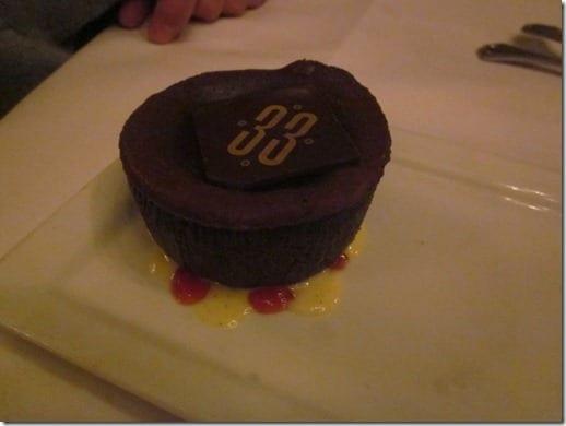 disney club 33 dessert