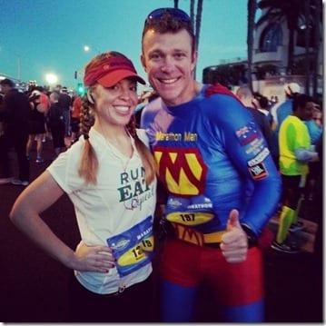 marathon man runner