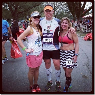 post new orleans marathon