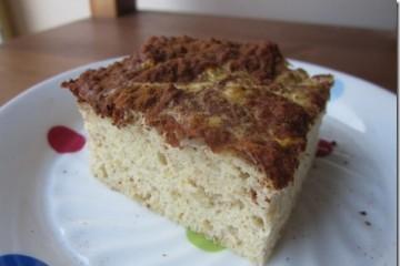 Clean Cinnamon Coffee Cake Recipe