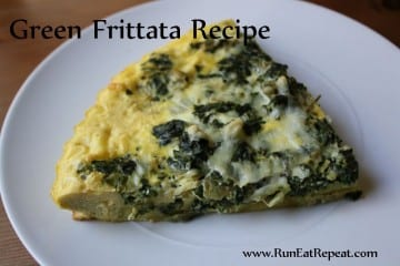 Easy Green Frittata Recipe