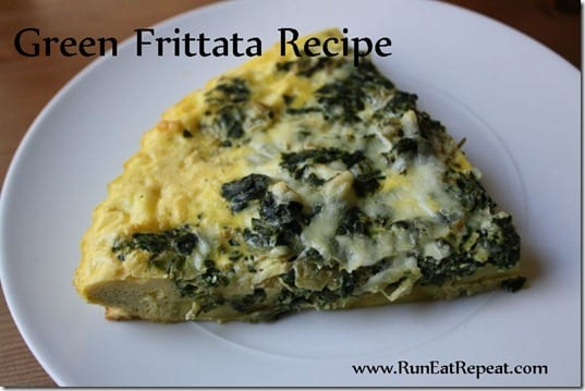 Easy Frittata Recipe