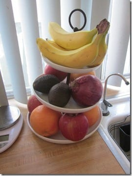 banana hammock fruit basket