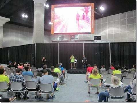 los angeles marathon expo