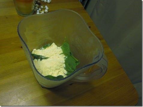 overnight smoothie in the fridge recipe