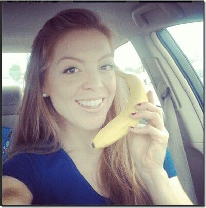 i am turning into a banana