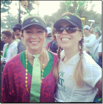 skinnyrunner los angeles marathon