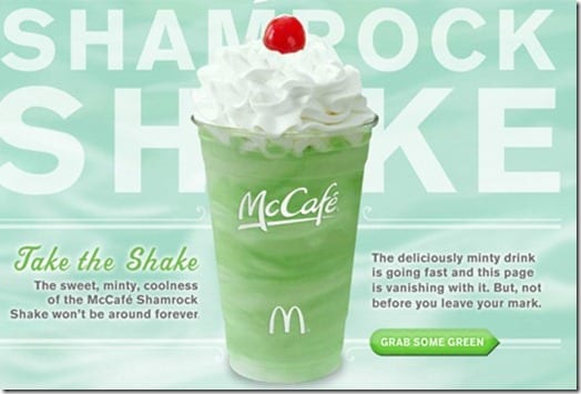 Skinny Shamrock Shake Recipe - Run Eat Repeat