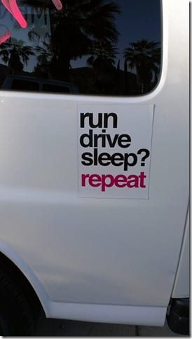 run drive sleep repeat blog