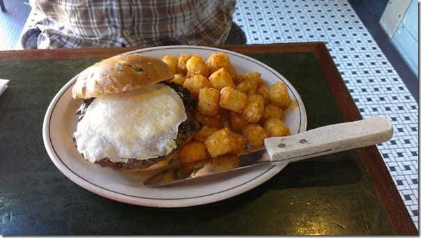 breakfast burger in san diego