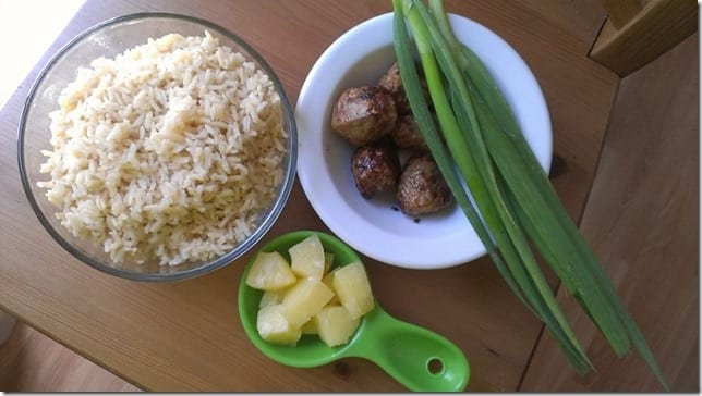 stir fry rice recipe