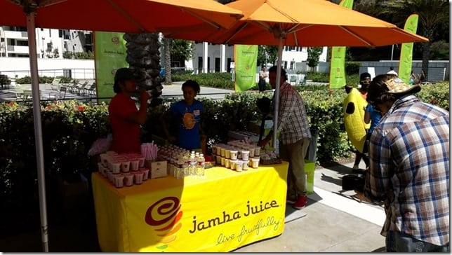 IMAG2161 800x450 thumb Jamba Juice Fitrends Expo with Venus Williams